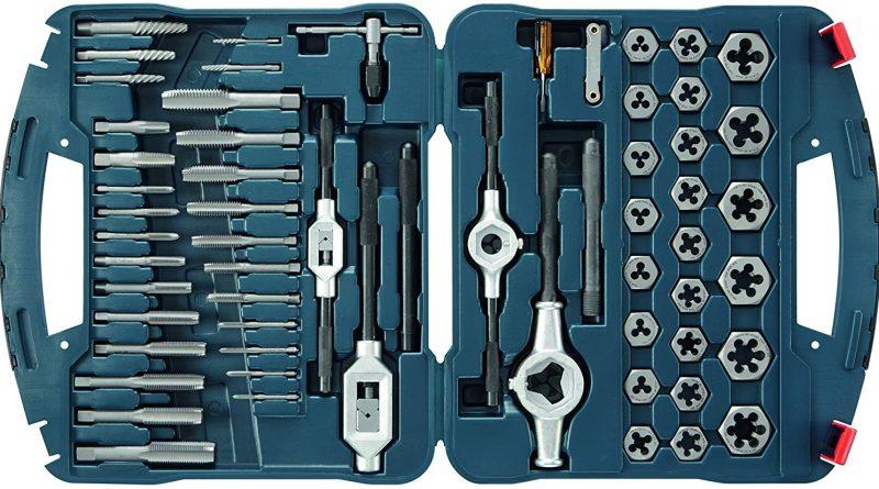 Bosch Tap and Die 58 Piece Set