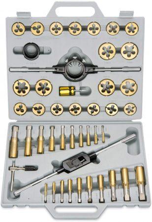 NEIKO SAE Pro Grade Large Diameter Tap & Die Set