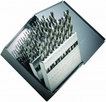 CHAMPION General Purpose HSS Wire Gauge Series, 60 Piece Drill Set