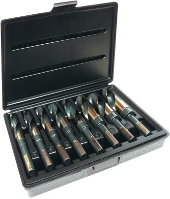 Triumph Twist Drill Co. Silver and Deming HSS Drill Set