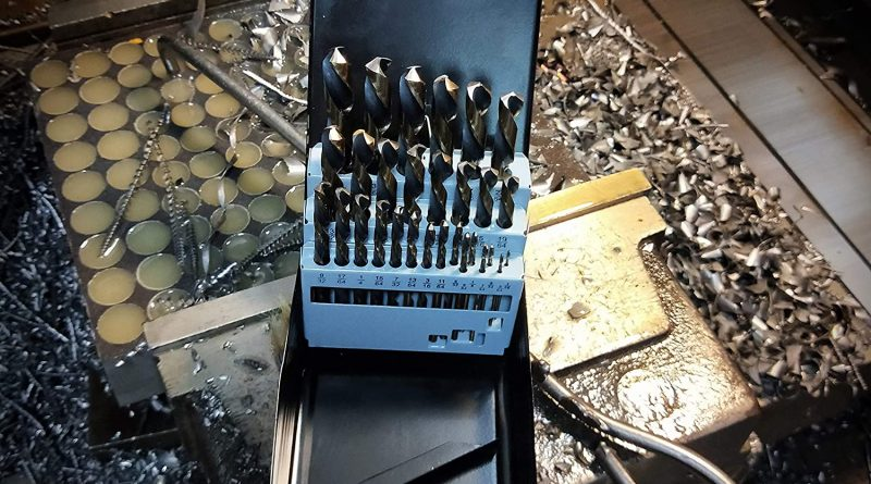 best left hand drill bit set