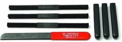 CTA Tools 8230 SAE and METRIC Thread Restoring File Set