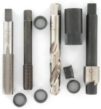 TIME-SERT M12 X 1.25 Metric Drain Plug Repair Kit #1212C